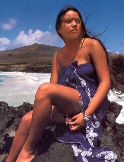 Rapanui Girl